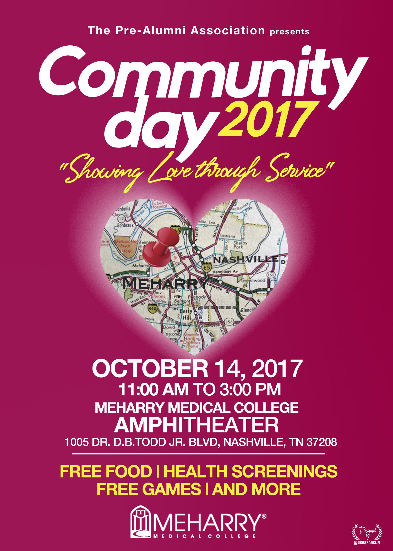 community day 2017 flyer