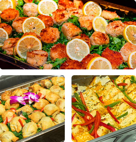 Catering Example entrées