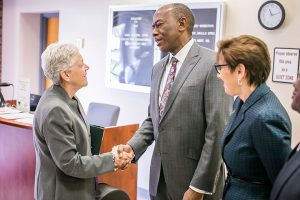 EPA visits Meharry photo