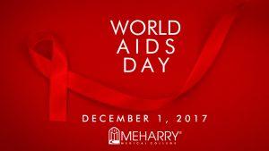 World AIDS Day, Dec. 1, 2017