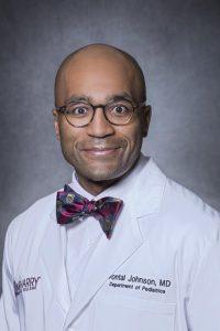 Dr. Dontal Johnson 2018