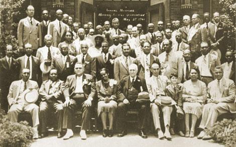 Meharry alumni, class of 1941