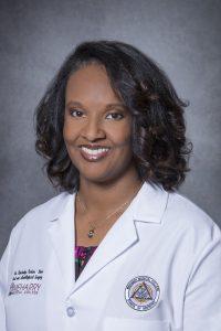 Headshot of Dr. Kimberley Perkins-Davis
