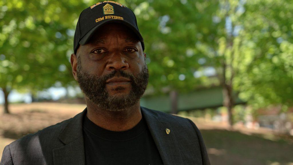 male veteran