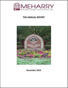 2019 MNAA Annual Report cover