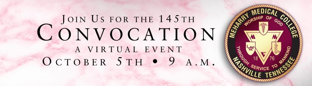 Join us for the 145th Convocation virtual event