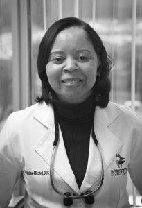 Dr. Jacqueline Butler Mitchell D.D.S. '95