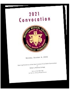 CONVOCATION PROGRAM BOOK